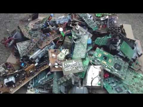 PCB Recycling Plant Stokkermill