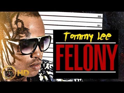 Tommy Lee Sparta - Felony (No Chorous) [Mass Effect Riddim] April 2016