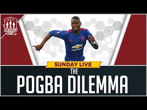 Mourinho's POGBA Dilemma | MAN UTD  NEWS