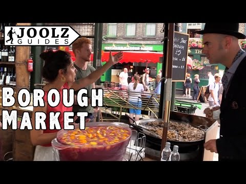 Borough Market: London's Oldest Fruit & Veg Market - 50 things to do in London