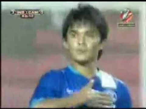 INDIAN national football team goals part-1