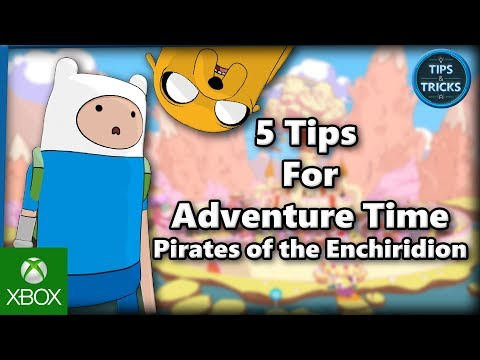 Tips And Tricks - 5 Tips For Adventure Time: Pirates Of The Enchiridion