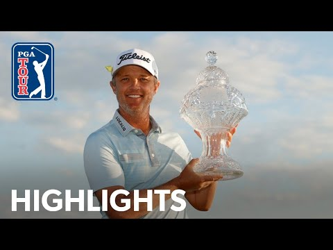 Matt Jones' winning highlights from The Honda Classic | 2021
