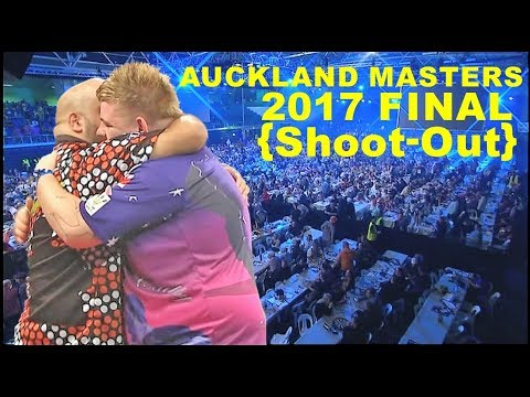 Anderson v Cadby {Shoot-Out} 2017 Final Auckland Darts Masters