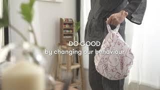 Let's Give GOOD Studio : Japanese Furoshiki Wrapping