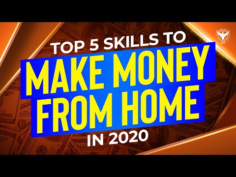 top-5-skills-to-make-money-from-home-in-2020