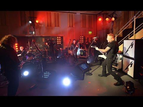Metallica live at Maida Vale BBC Radio 1 FULL SHOW