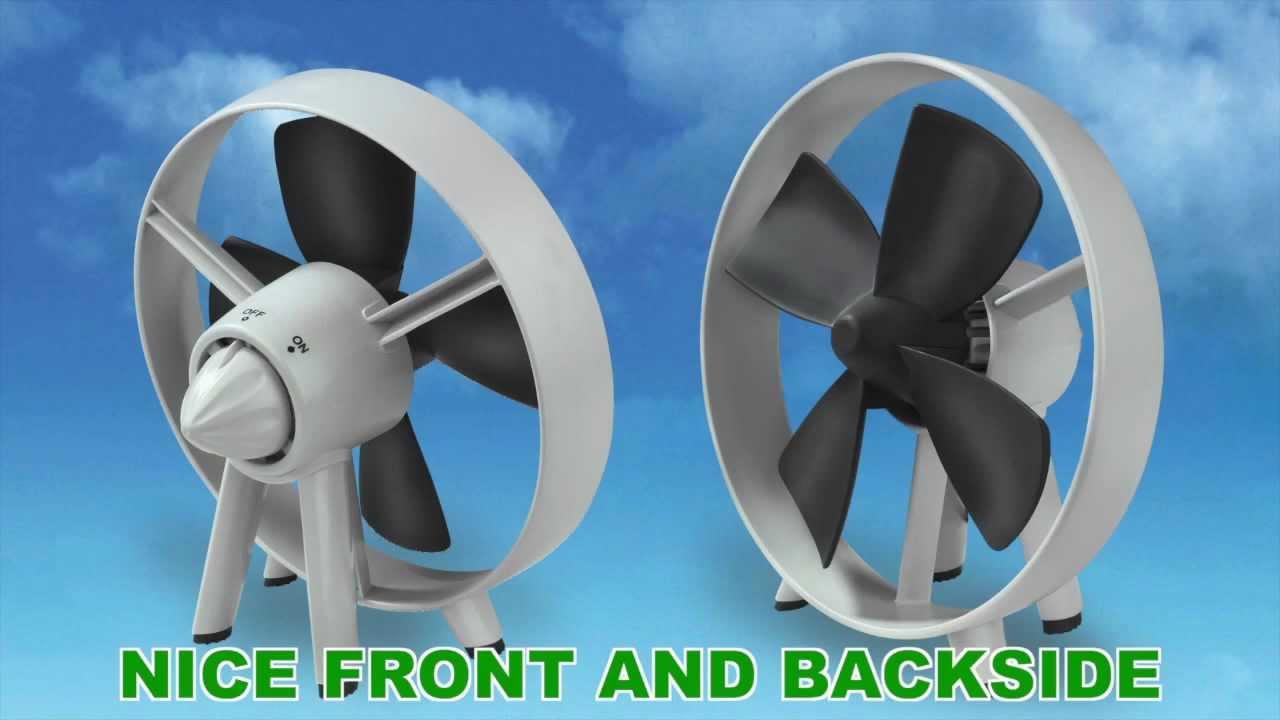 Soft Blade Fan