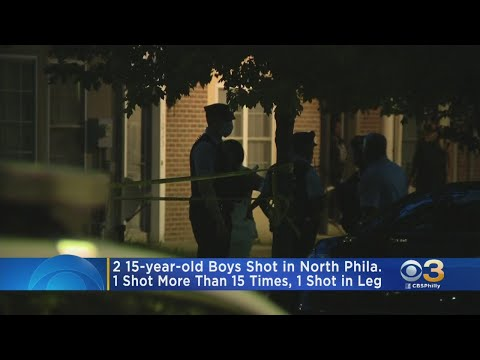 2 arrested in fatal shooting of 15-year-old last year from YouTube · Duration:  2 minutes 28 seconds