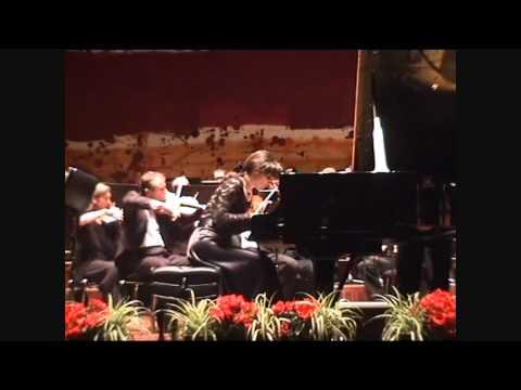 ELISSO BOLKVADZE PLAYS RACHAMANINOFF PIANO CONCERT0 2 II