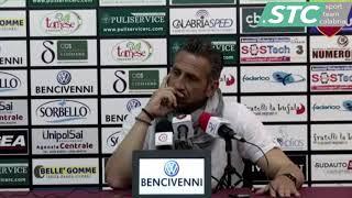 Mister Cevoli prima di Catania-Reggina [14/05/2019]