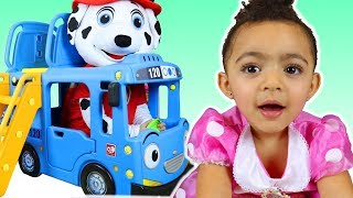 Wheels On The Bus Song Nursery Rhymes & Kids Songs