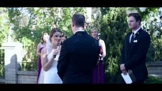 alissa and ryan wedding