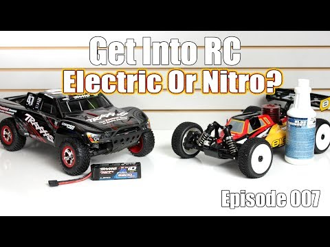 Electric or Nitro - We Help You Decide - Get Into RC | RC Driver