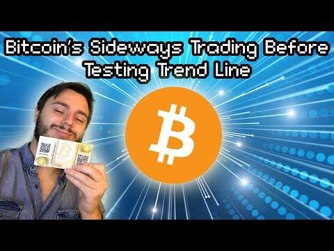 Will Bitcoin Reverse? | Litecoin Interviews | BTC Sideways Trading