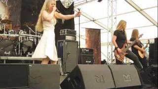 Midnattsol - The Metamorphosis Melody - Tour Video