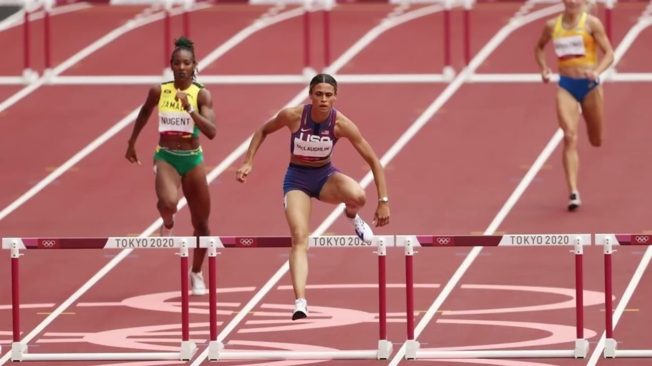 Sydney McLaughlin and Dalilah Muhammad made their 400-meter ...
