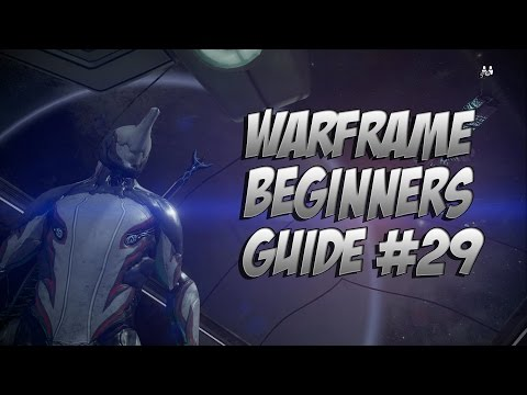 Warframe : Beginner Guide 2.0 Episode 29 Leveling Archwing
