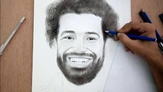 تعليم رسم محمد صلاح Mp3