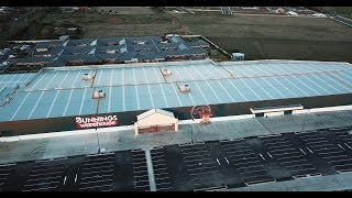 First Look at Bunnings Delacombe (4K) (DRONE)