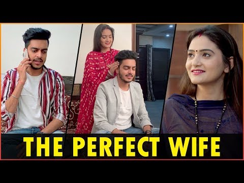 THE PERFECT WIFE || Rachit Rojha || Vicky Kajla