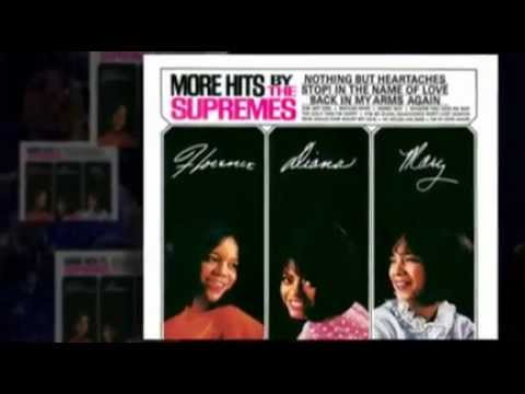 THE SUPREMES  nothing but heartaches