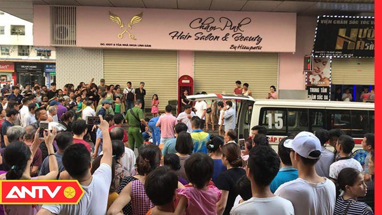 NỔ LỚN sau khi mở hộp quà ở chung cư Linh Đàm, nhiều người bị thương | ANTV