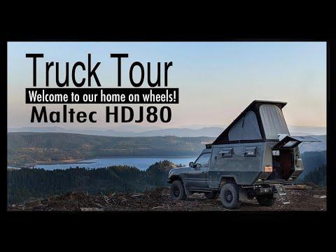Truck Tour - Dusty