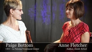 Anne Fletcher Discusses Her Book, Inside Rehab