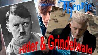 Nouvelle théorie sur Hitler & Grindelwald [Les animaux Fantastiques]