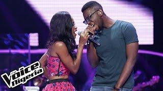"Majeeka vs Wolei - ""Toh Bad"" / The Battles / The Voice Nigeria Season2"