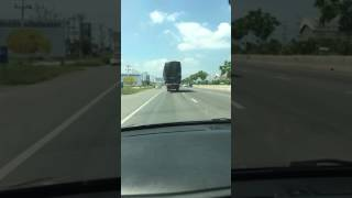 Crazy lorry in Thailand