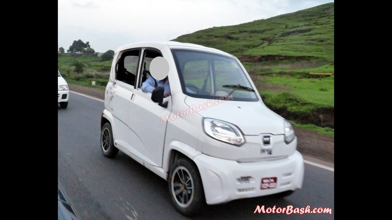 new car launches low priceBajaj RE60 2015  Lightest and smallest Car  New  YouTube