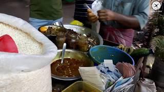 রফিক মামার জনপ্রিয় ঝালমুড়ি | Jhal Muri @Dhaka Elephant Road | Bangladeshi Street Food
