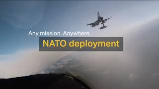homepage tile video photo for Any mission. Anywhere: NATO deployment.