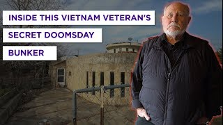 This Vietnam Air force veteran built his own doomsday bunker