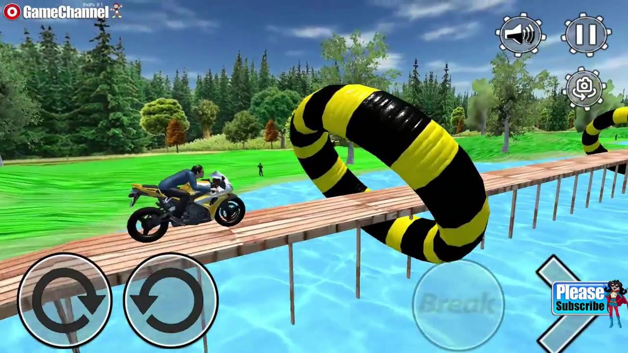 games stunt bike