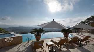 Neo-Provencal Villa for Rent in Cannes