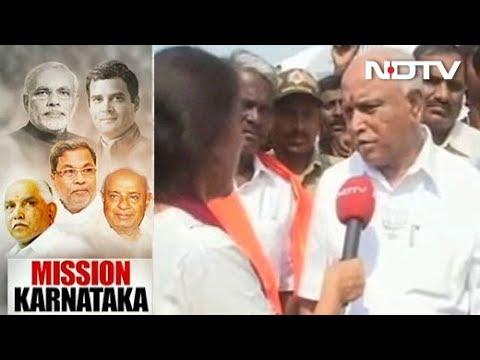 Talking Elections With B S Yeddyurappa