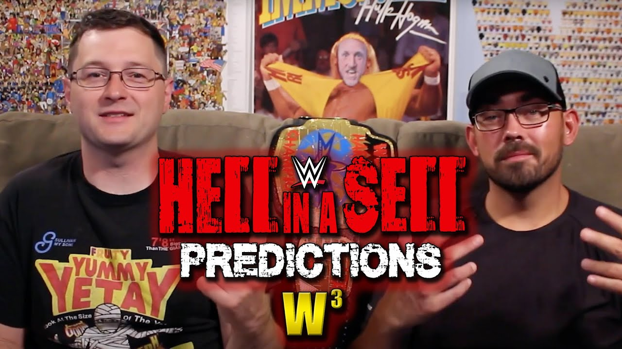 WWE Hell In A Cell 2021 Predictions | Wrestling With Wregret