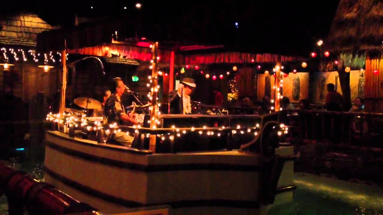 Tonga Room Fairmont Hotel San Francisco Band On Barge
