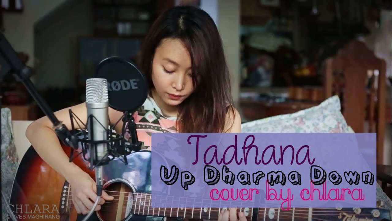 Tadhana - Up Dharma Down (fingerstyle guitar cover v2.0) + Free tab : MP3blue