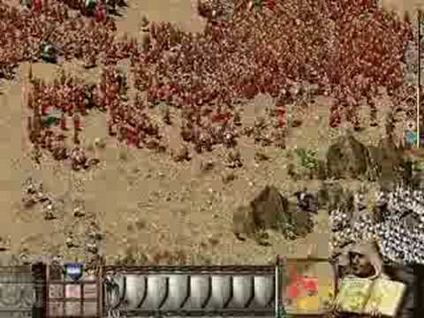 how to play stronghold crusader online
