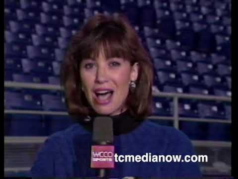 WCCO World Series Game 3 Coverage Full News October 22, 1991