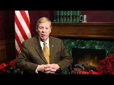 Senator Isakson Sends Holiday Greetings to U.S. Troops