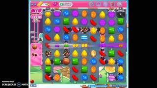Candy Crush Level 1354 help w/audio tips, hints, tricks