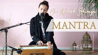 Om Namah Shivaya Mantra, Wanda Badwal with Harmonium