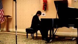 [2006/12/13] CAESAR TAN - Beethoven Piano Sonata Op. 27, No. 2, Mvt 3 Presto agitato