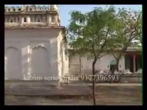 Syed Kazim Hussaini [083] khwaja ameen uddin aala bijapuri