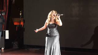 MELROSE Sings ALICIA KEYS & CELINE DION Tribute @ Hustle Hard Awards 2019
